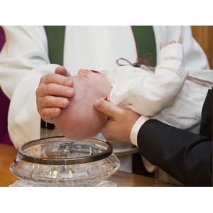 Крыжма для крещения девочки