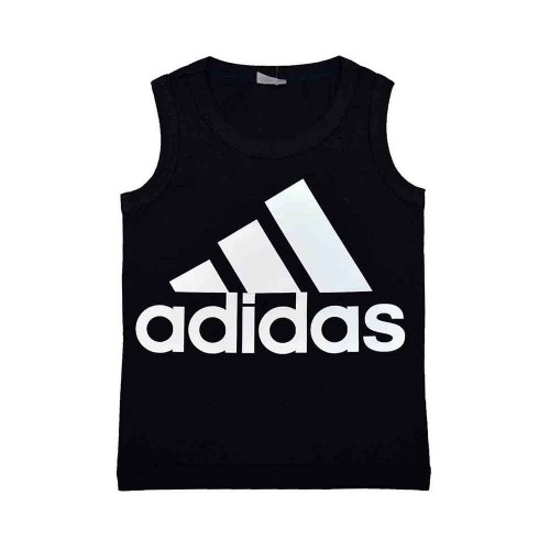 Майка Adidas Белый 4 года 104см Синий 3608