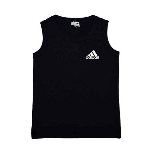Майка Adidas Белый 4 года 104см Синий 3603