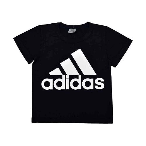 Футболка Adidas 5 лет 110см Синий 3309