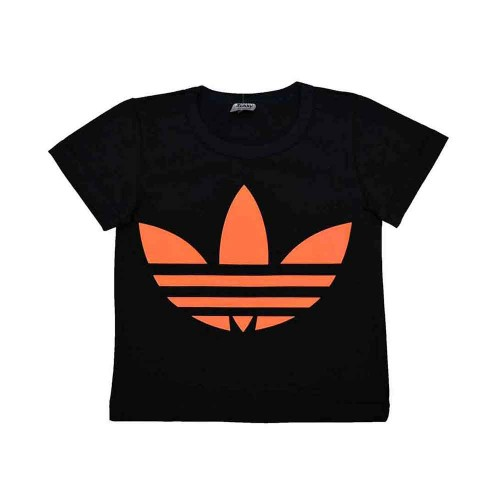Футболка Adidas Оранж 1.5 года 86см Синий 765