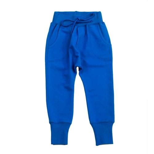 Штаны спортивные 5 лет 110см Синий 936