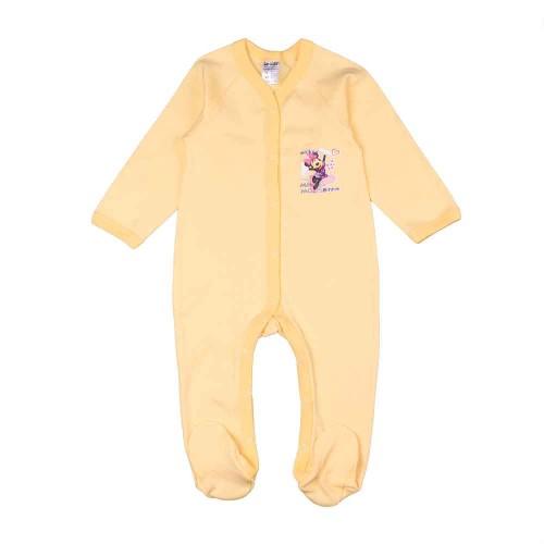 Человечек Микки 6-9 месяцев 74см Желтый 3157