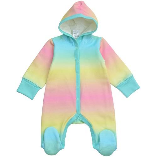 Человечек Радуга 3-6 месяцев 68см Разноцветный 3875