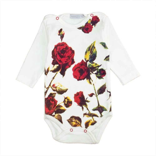 Боди Розы 0-1 месяцев 56см Разноцветный 4957
