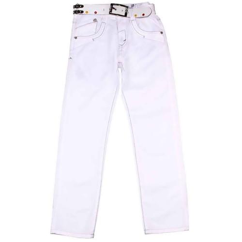 Джинсы Kobe lia 11-12 лет 146см Белый 5090
