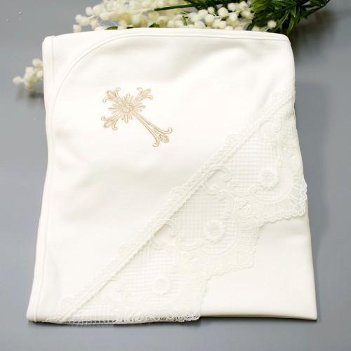 Крыжма (крестильное полотенце) Натхнення мини 90х90 Шампань 5688