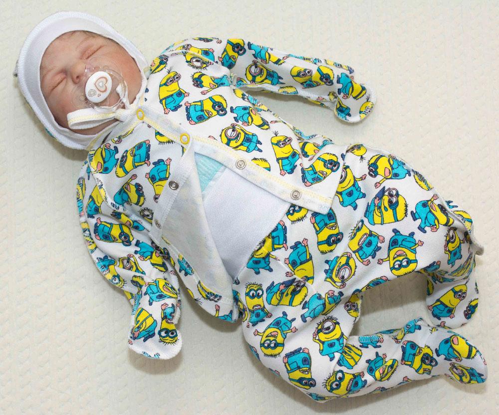 Купить комплекты для новорожденных на выписку из роддома